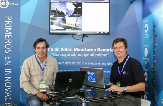 GPS Chile lanza Sistema de Video Monitoreo Remoto